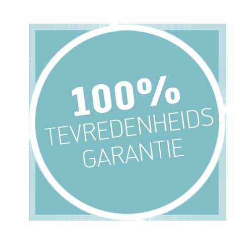 100% tevredenheidsgarantie Carpetright