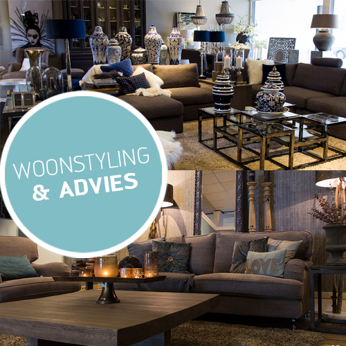 Gratis woonstyling & advies