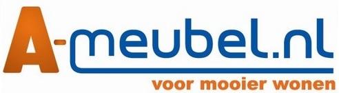 Logo van A-meubel Meubelstore